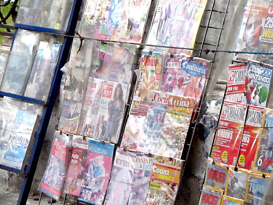 Las publicaciones especializadas en la comunicación externa