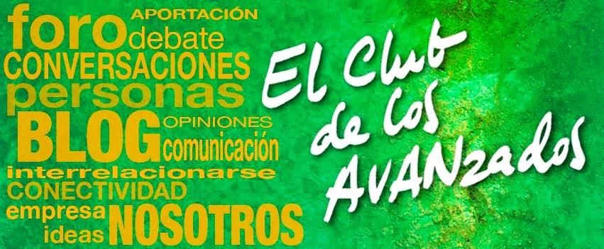 Cavecera del Blog - El Club de los Avanzados