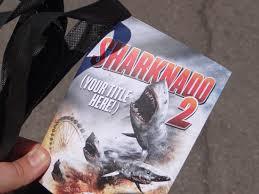 Imagen de la película Sharknado