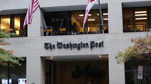 Imagen del edificio de The Washington Post