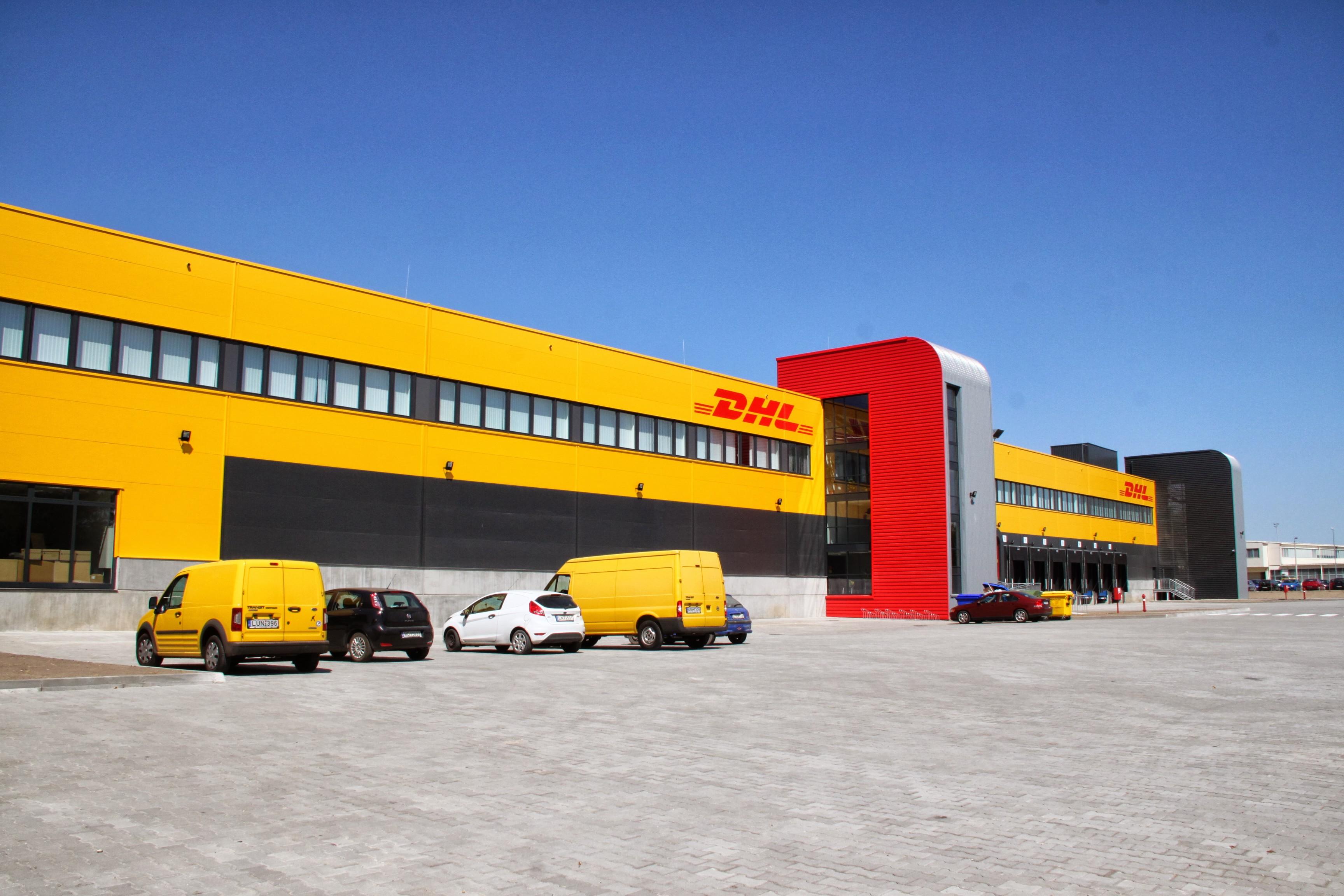 Instalaciones DHL en Budapest