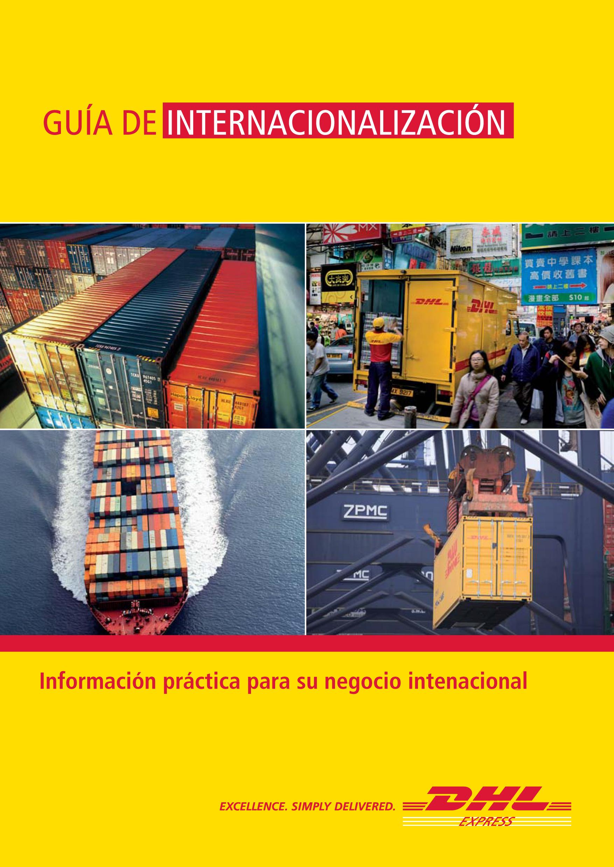 Guía internacionalización DHL