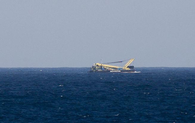 Imagen del remolcador en Canarias