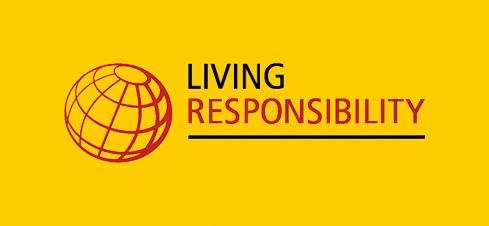 Logo Living Responsibility de Deutsche Post DHL