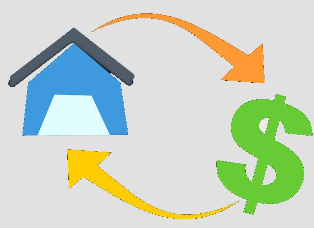 imagen simbólica de hipoteca