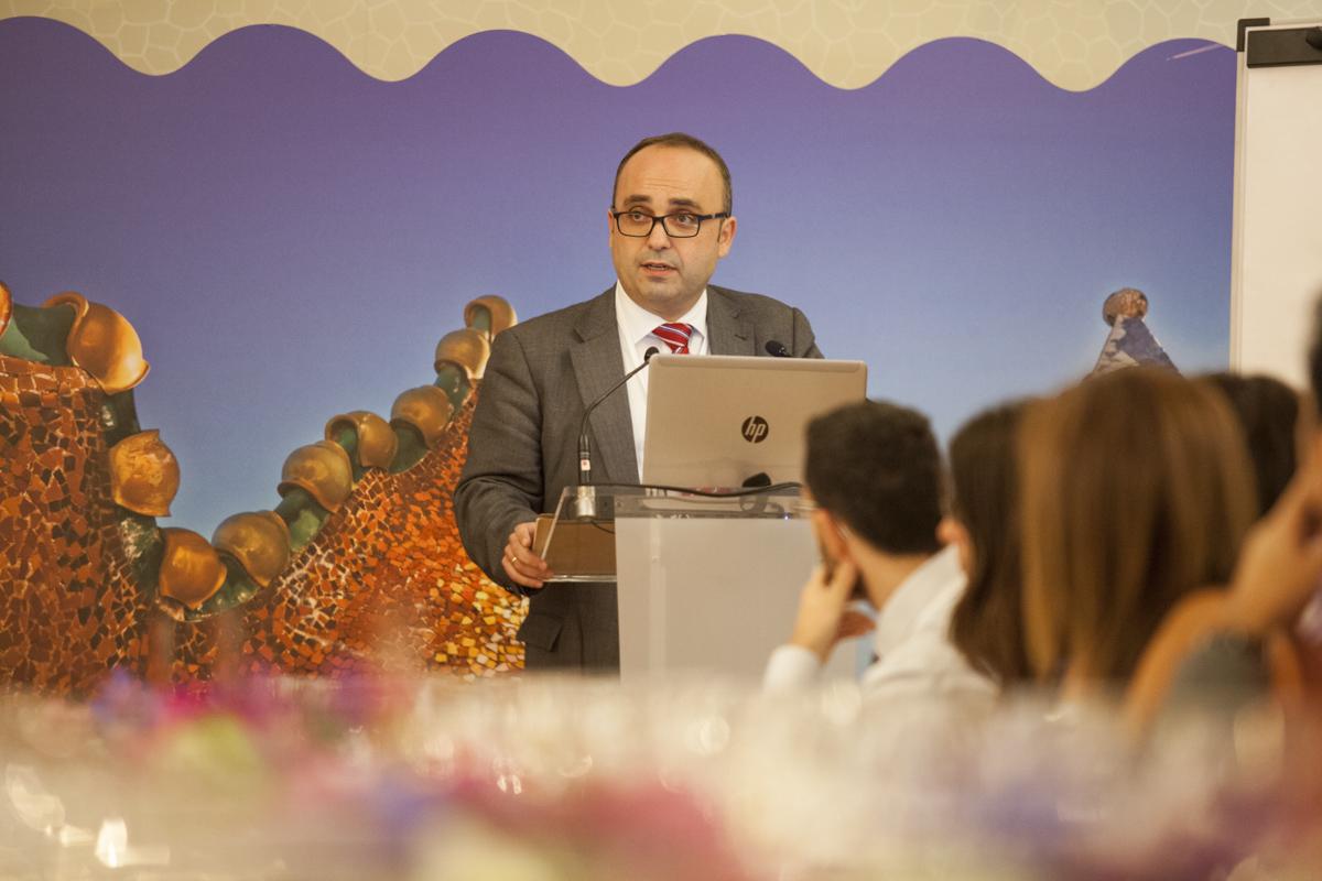 Ricardo Arroyo, Director General de DHL Freight Iberia