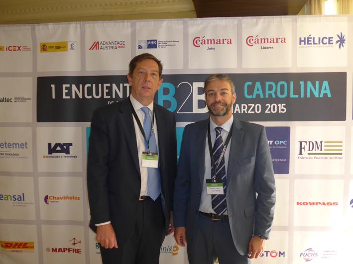 Jornadas B2B de Cooperación Industrial en La Carolina