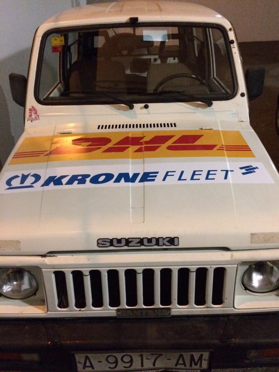DHL colabora con el Maroc Challenge