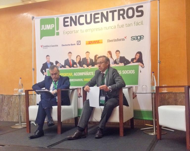 Evento JUMP Exporta tu Empresa en Bilbao