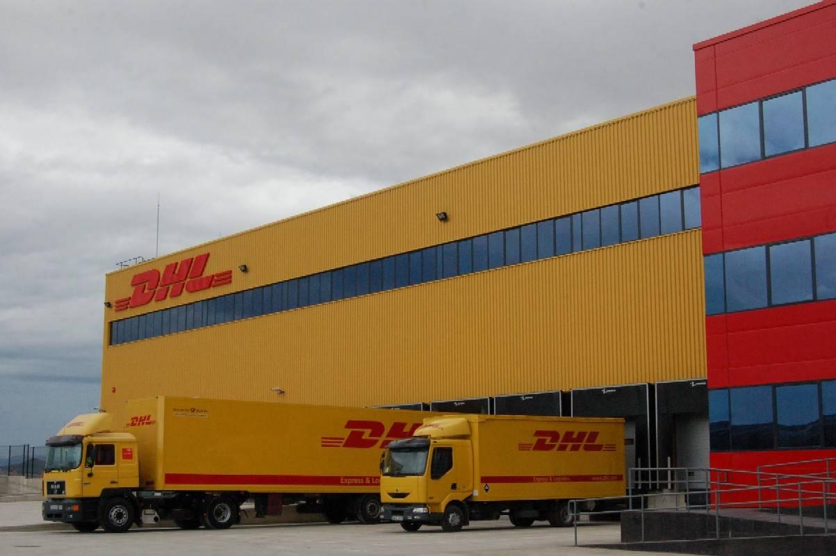 Instalaciones de DHL en Vitoria