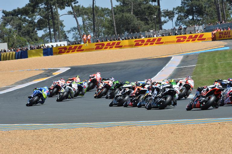 Patrocinio MotoGP DHL