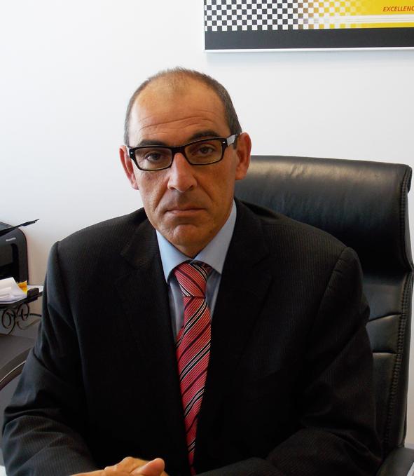 Santiago Mariscal, Director General DHL Freight Iberia