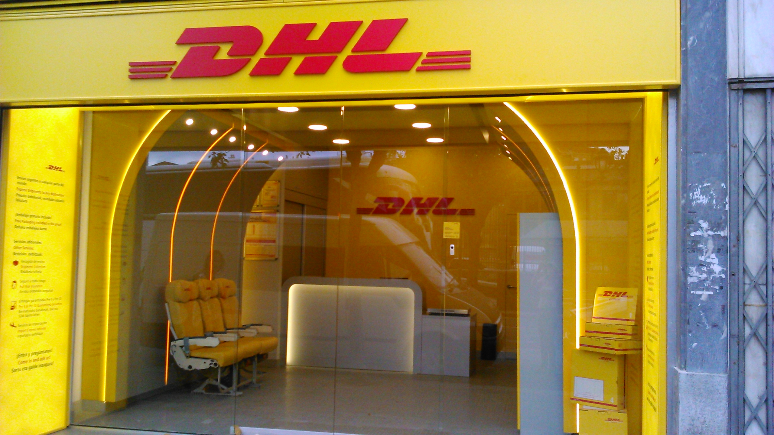 DHL Express Center Bilbao