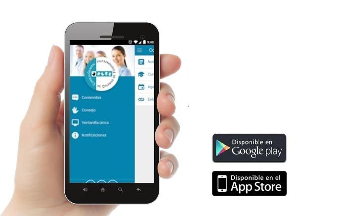 Nueva App android y iOS
