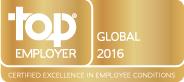 Logotipo Top Employers