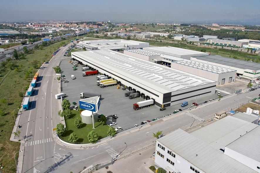 Polígono Industrial en Montornès del Vallès