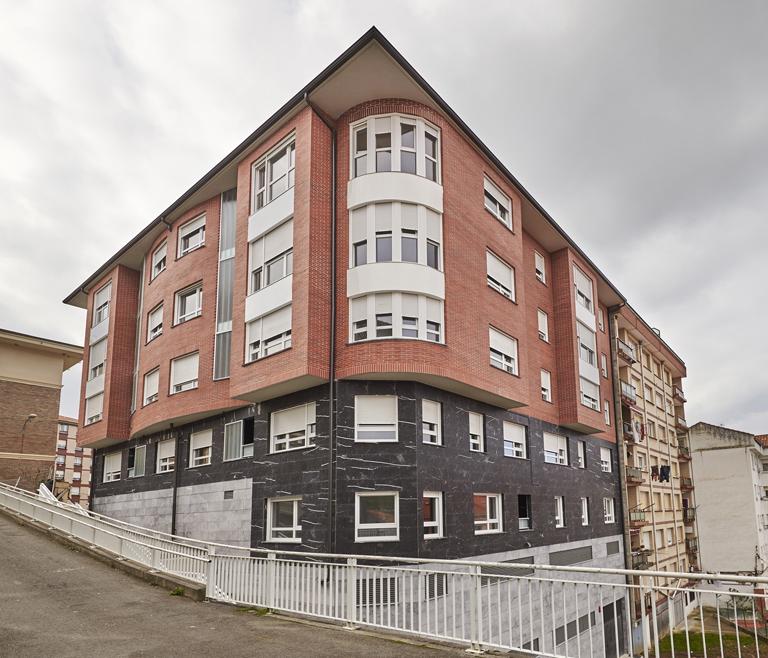 Promoción inmobiliaria de Inbisa en el País Vasco