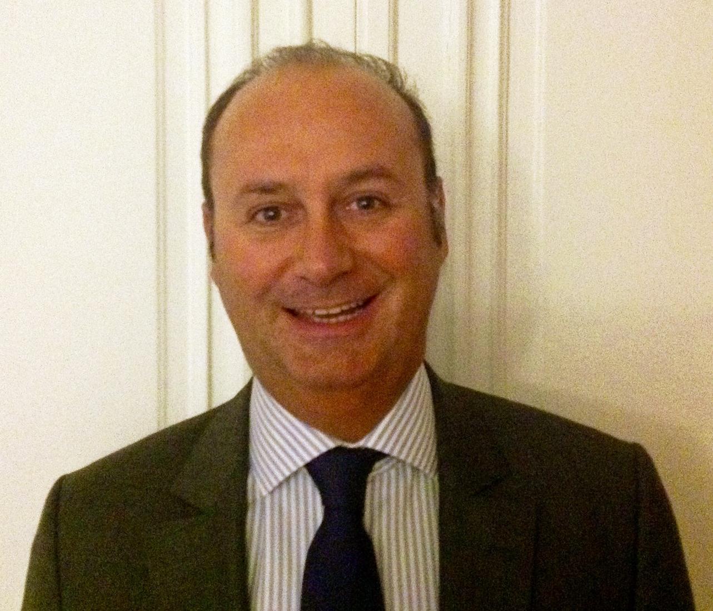 Arnaud Leglize, Director General de DHL Freight Iberia