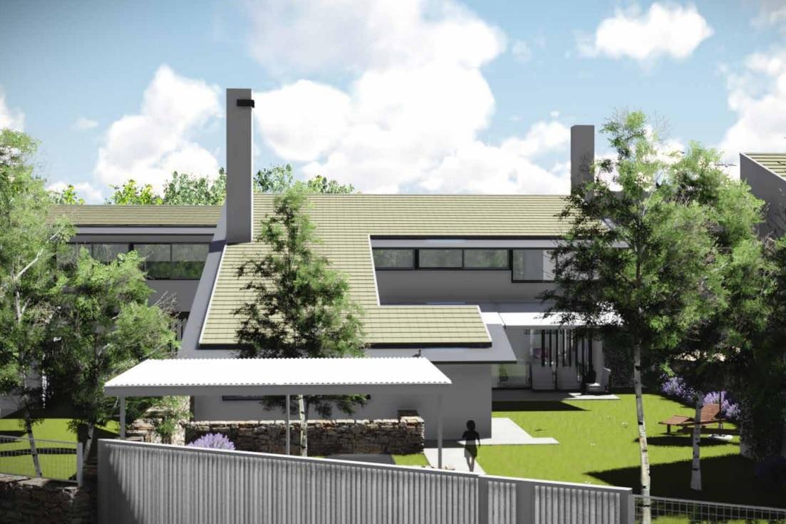Nueva promoción de Inbisa para la cooperativa Arquitectura Blanca