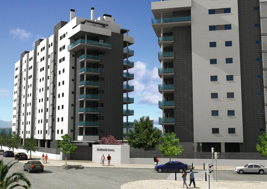 Residencial Arenas en Alicante