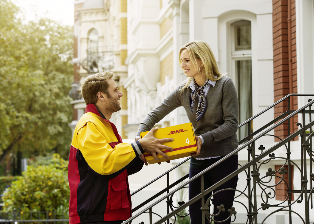 On Demand Delivery DHL Express