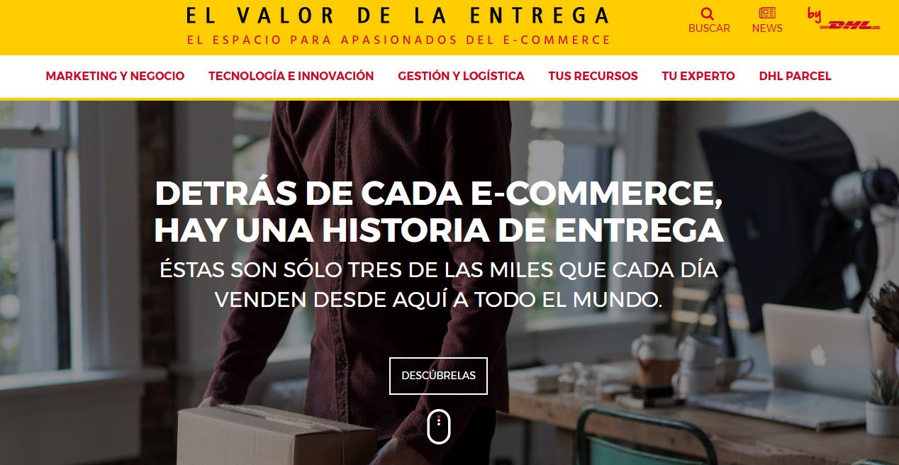 Campaña de DHL Parcel: El Valor de la Entrega