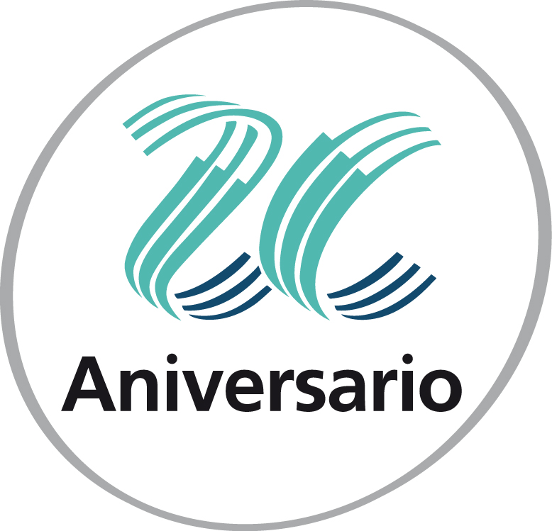 logo 20 aniversario