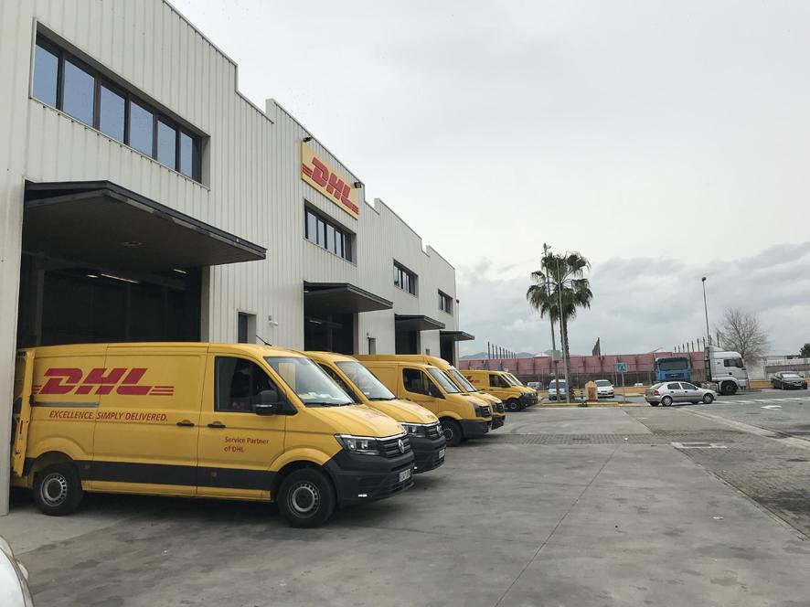 DHL Málaga