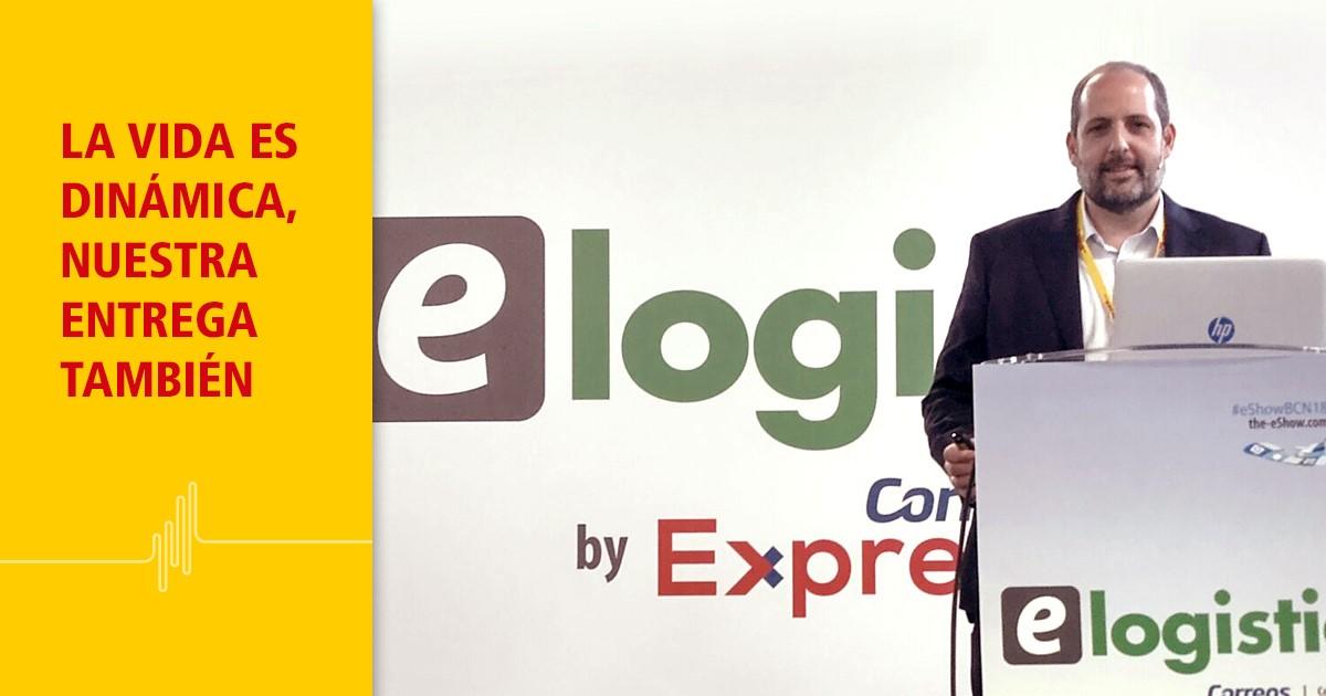 Daniel Pastrana, Director de Producto B2C de DHL Parcel