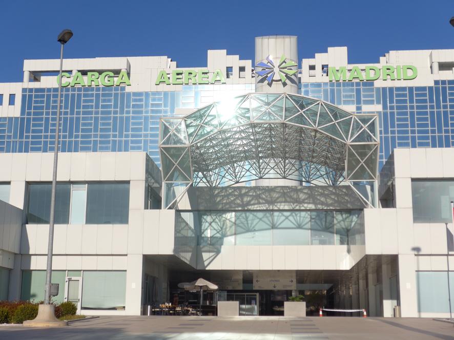 Nueva Sede DHL Edificio AENA