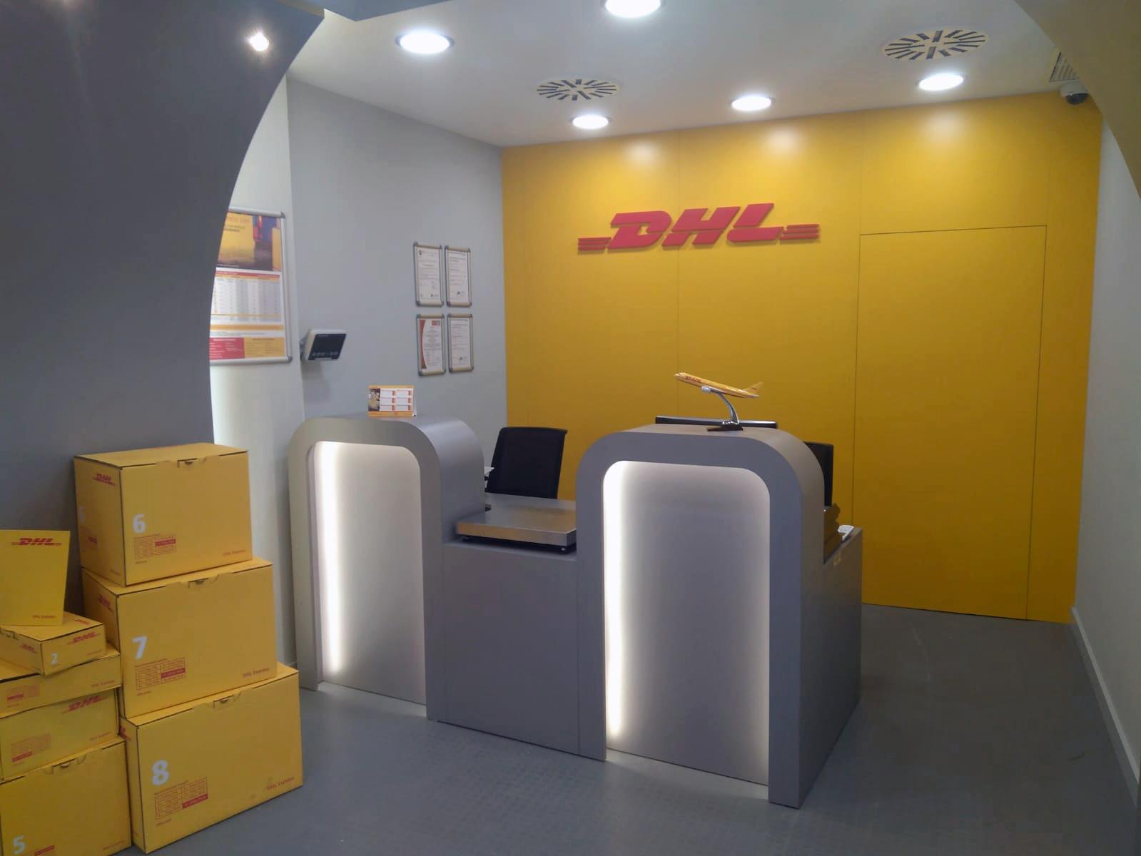Express Center de DHL Express en Alicante