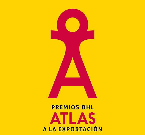 Logotipo Premios DHL Atlas a la Exportación