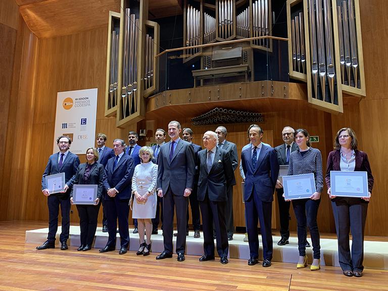 Entrega Premio Codespa a DPDHL