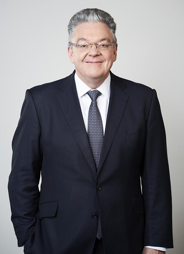 John Pearson CEO DHL Express 1