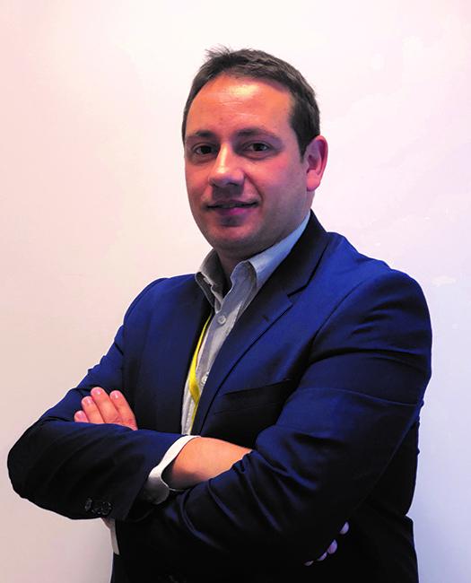 Rubén Gavela, Director General de DHL Freight España