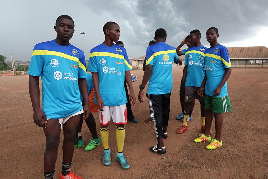 Equipo de Fútbol de Camerún