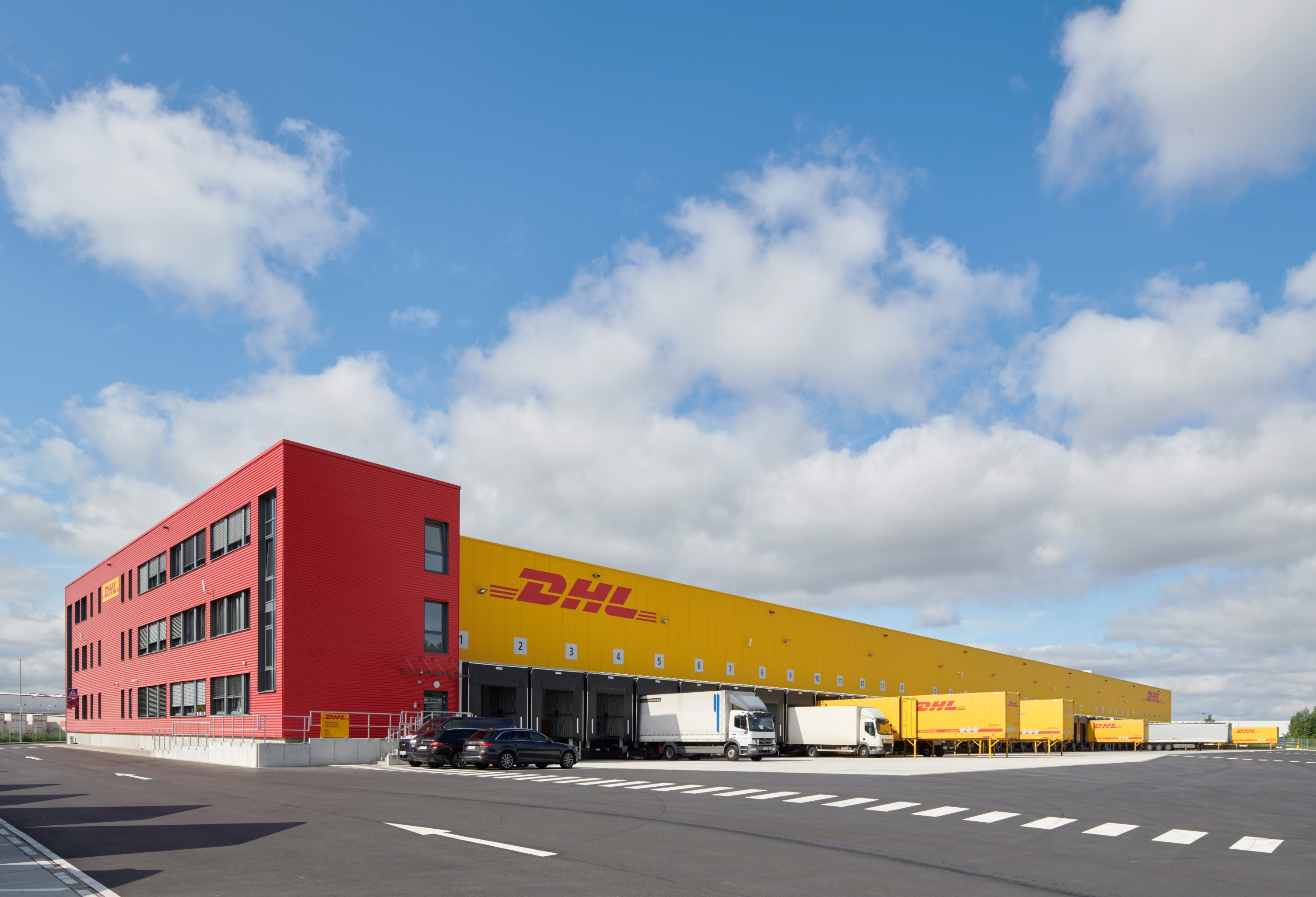 DHL Freight Hannover