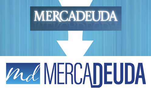 Logotipo Mercadeuda