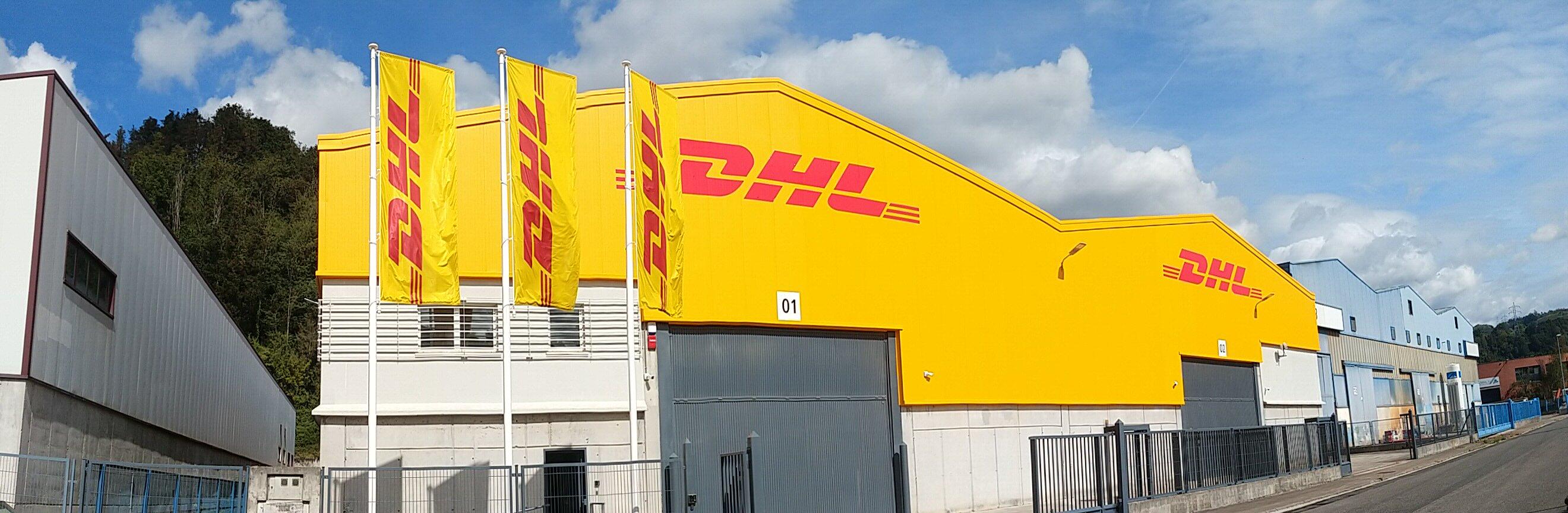 Nueva nave de DHL en Hernani