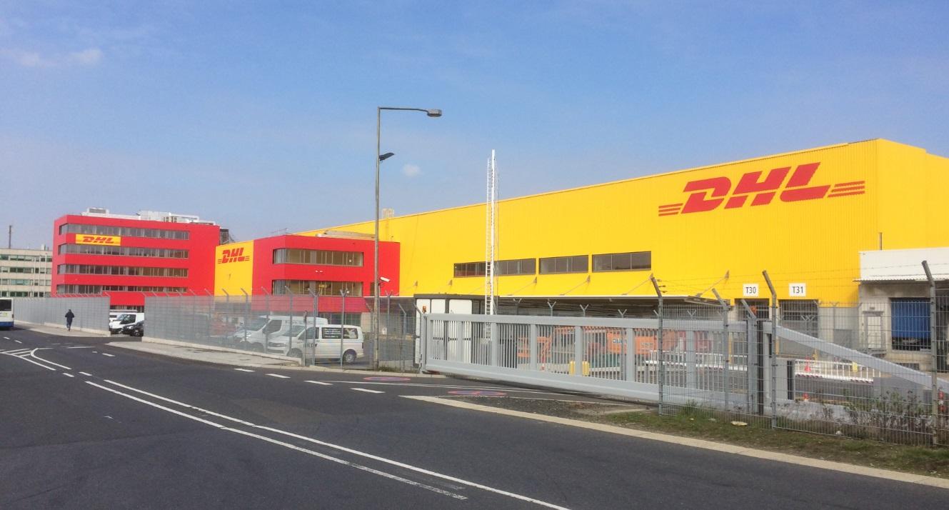 Nuevo Hub de DHL en el aeropuerto de Colonia-Bonn