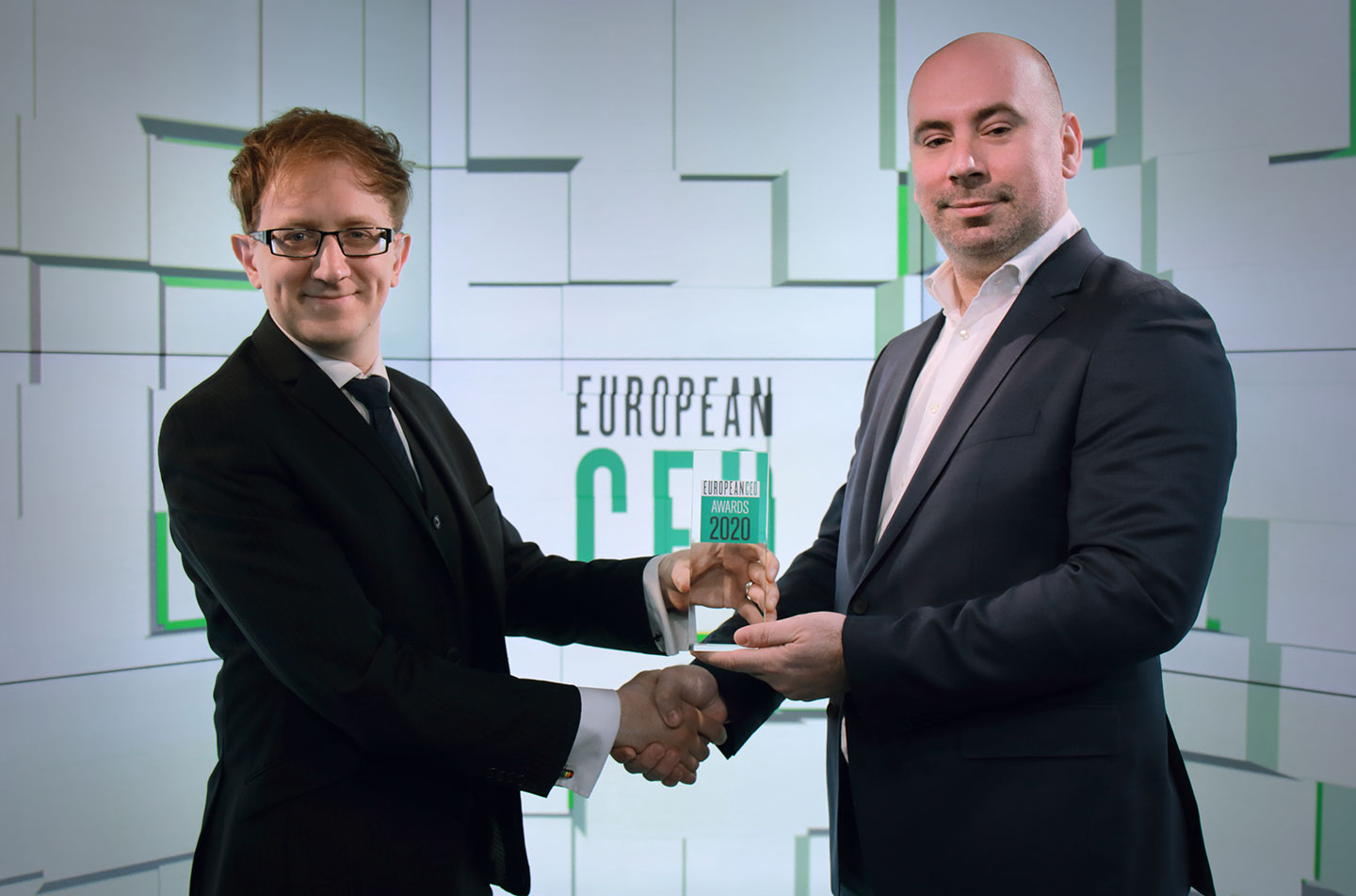 El CMO de Libertex recibe el premio European CEO Awards
