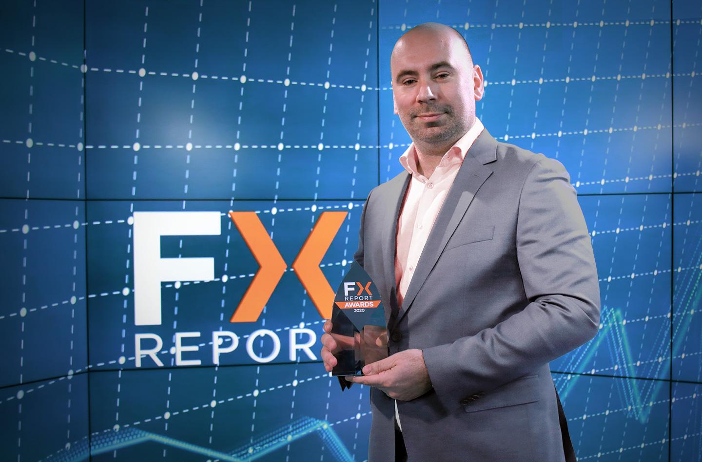 Libertex recibe los premios de la revista Forex Report