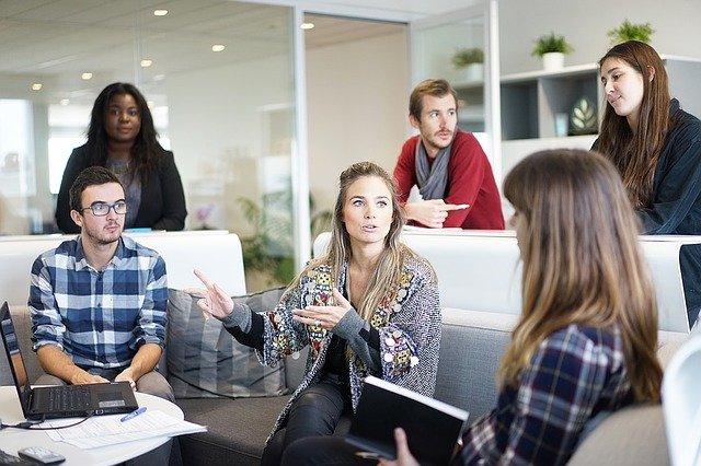 comunicación y valores empresariales